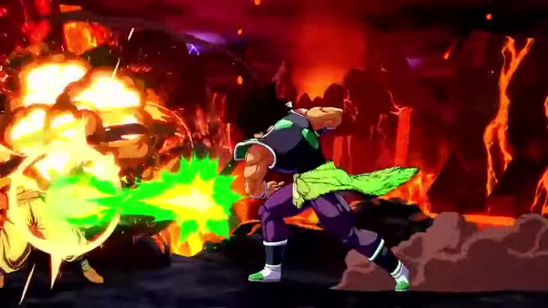 Dragon Ball Fighters Z Broli DBS