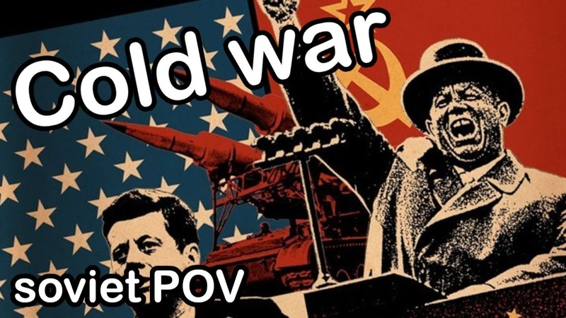 The cold war from the soviet POV Bias in storytelling