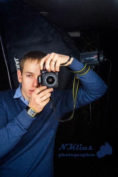 Николай Клюс