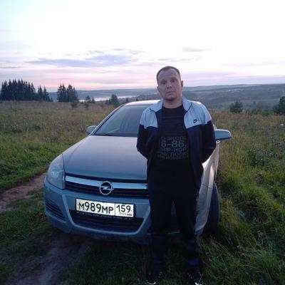 Владимир, 43, Nytva