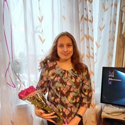 Катя, 23, Arkhangel'sk