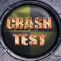 Логотип -CRASH TEST- Moscow Modern Metal -