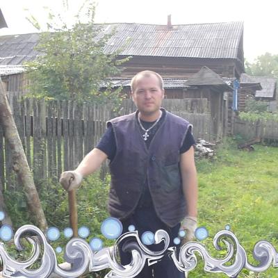 Дима, 40, Severoural'sk