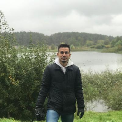 Али, 30, Yaroslavl