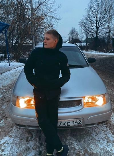 Алексей Кабан