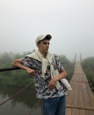 Никита Рангулов