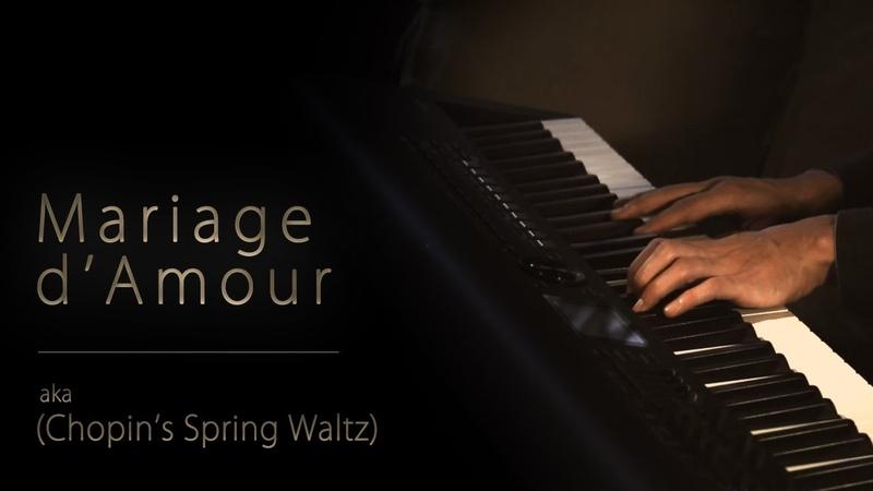 Mariage d'Amour Paul de Senneville Jacob's Piano