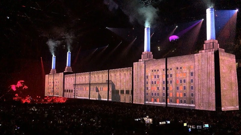 Roger Waters - Dogs - Manchester Arena HQ AUDIO
