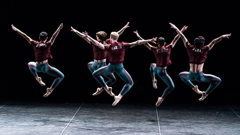 Playlist Track 2 by William Forsythe extract English National Ballet