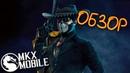 ОБЗОР ЭРРОН БЛЭК ДЕНЬ МЕРТВЫХ | СТОИТ ЛИ ПРОКАЧИВАТЬ? ОБНОВЛЕНИЕ 1.21 в Mortal Kombat X Mobile