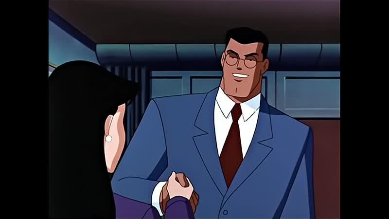 Superman A Série Animada EP02 - O Último Filho de Krypton (Parte 2)