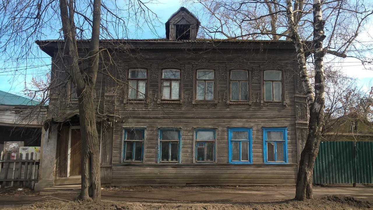 «Дом Туполева» в Кимрах официально признан выявленным объектом культурного наследия