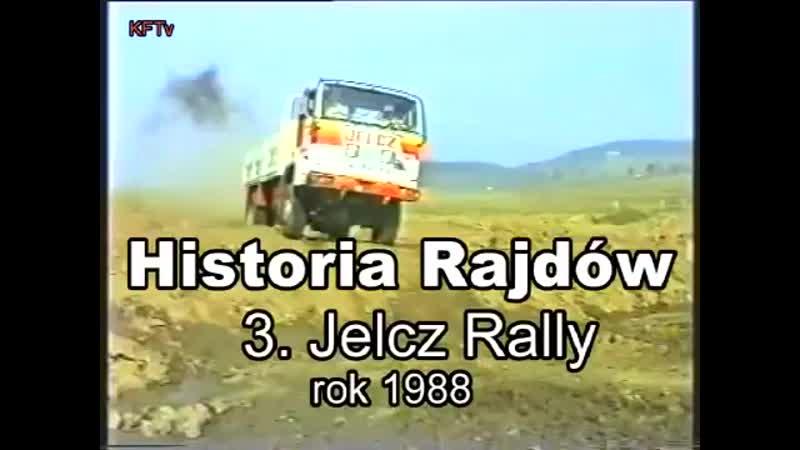 Jelcz Rally 1988r