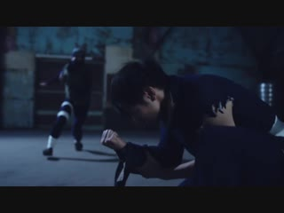 Фан-фильм NARUTO: KAKASHI VS. OBITO FIGHT (RE:ANIME)