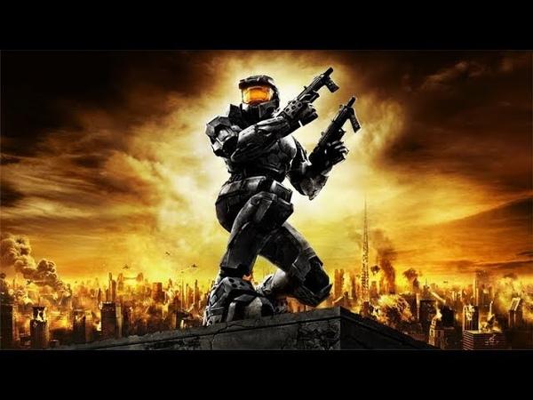 Прохождение Halo 2 Anniversary Часть 3 Метрополис