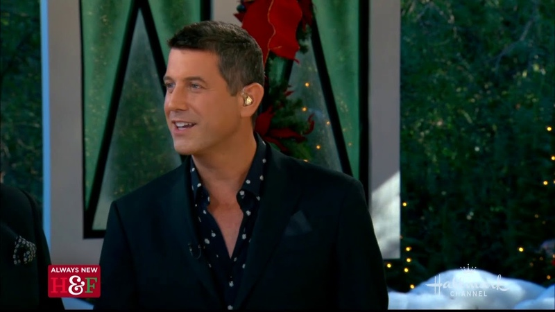 Il Divo on Home and Family TV Hallmark Channel 14 12 2018