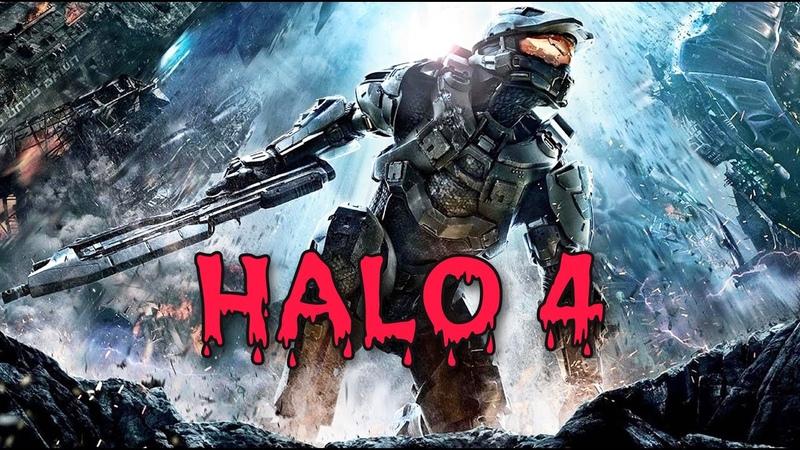НЕРЕАЛЬНО КРУТОЙ ФИЛЬМ Halo 4 Идущий к Рассвету Зарубежные боевики детективы новинки фильмы hd