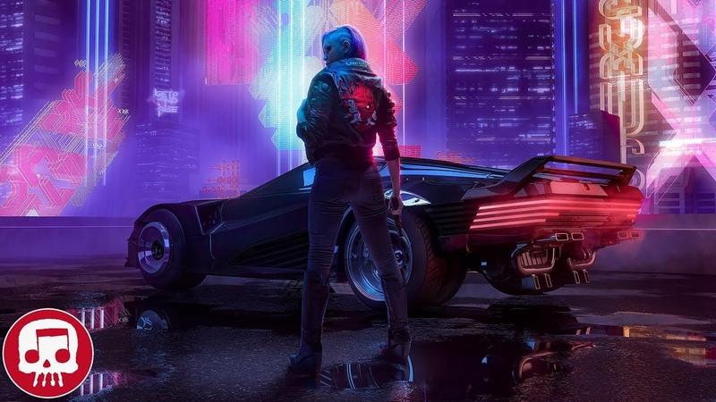 CYBERPUNK 2077 RAP by JT Music Bonecage - Robots in a Dream (feat. Zach Boucher, Fabvl Sharm)