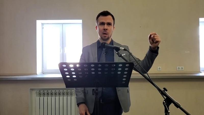 Как достичь успеха в освящении | 1 Тимофею 413-16 | Олег Шейда