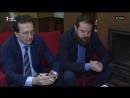 Европейские правозащитники встретились с активистами в Астане
