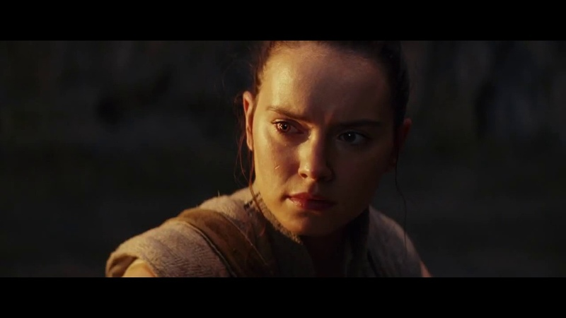 Star Wars The Last Jedi Luke's 2nd Lesson Full Scene HD