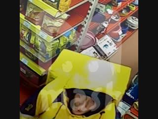 В Петербурге курьер Яндекс.Еды украл кролика из зоомагазина