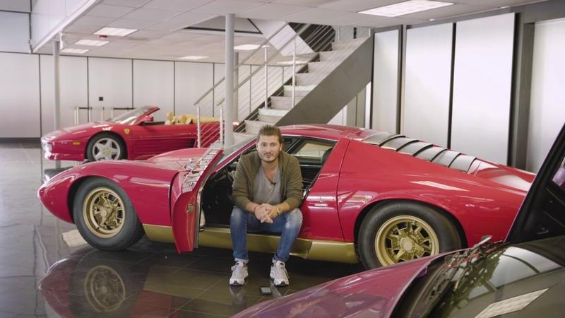 The Story of a Lamborghini Miura SV