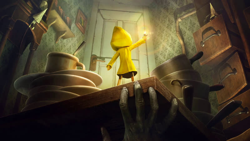Желтый плащ Возвращение