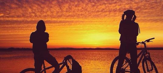 Друзья! Впереди самые велосипедные месяцы в году! Катайтесь на велосипедах всей семьей, используйте велосипед в качестве основного средства передвижения, устанавливайте свои личные рекорды на бездорожье! Мы можем подобрать для вас велосипед для любых целей!