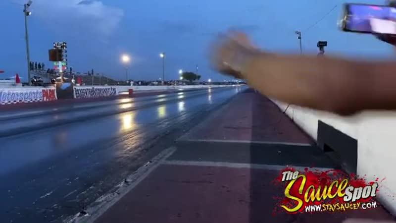 New World Record Stick Shift @grannas racing Supra 6 900 @ 194mph
