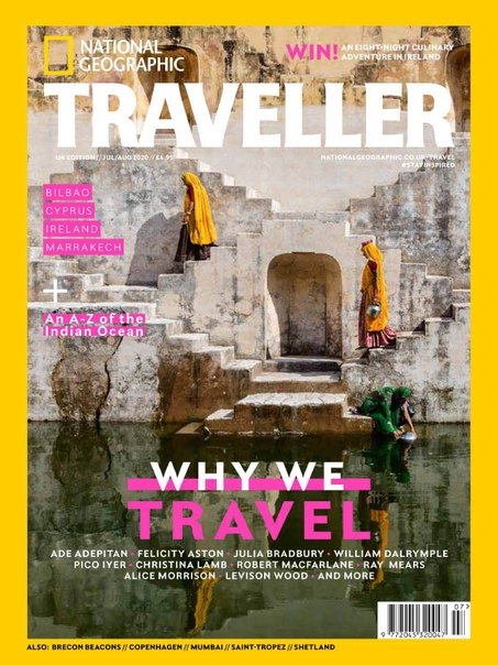National Geographic Traveller UK 07.08 2020