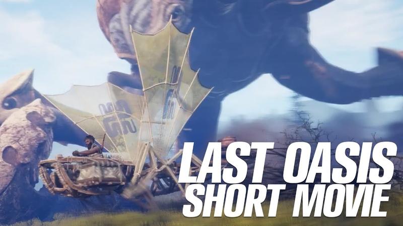 LAST OASIS SHORT MOVIE