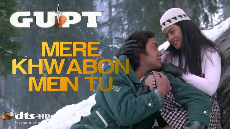 Mere Khwabon Mein Tu Gupt Bobby Deol Kajol Full Hd Video Song *HD*