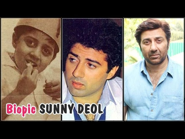 Sunny Deol Biopic From 5 To 60 Years Old