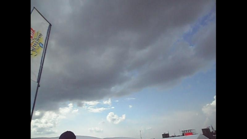 Погода портится