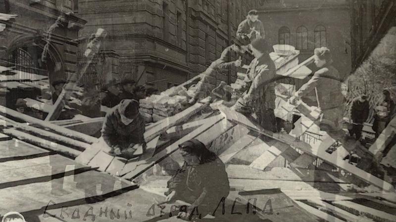 К юбилею Победы (в память Валерия Михайловича Чечета, руководителя Студенческого Клуба СПбГЭУ)