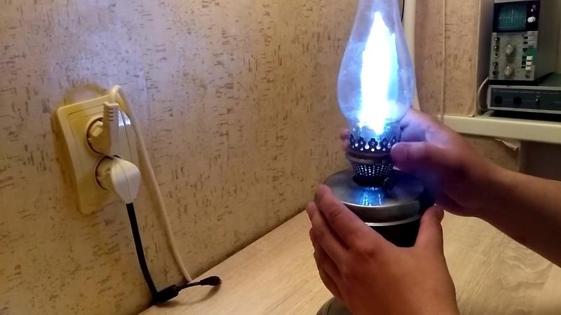Обзор керосиновой лампы СССР