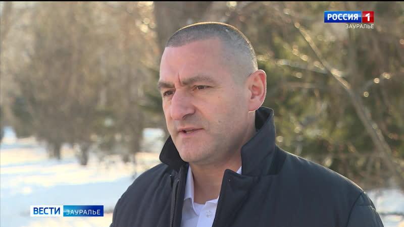 Сводный отряд зауральских полицейских отправился в командировку на Северный Кавказ