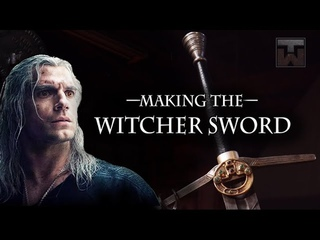 Making The [Witcher] Sword - From Season 1