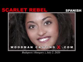 Scarlet Rebel - интервью